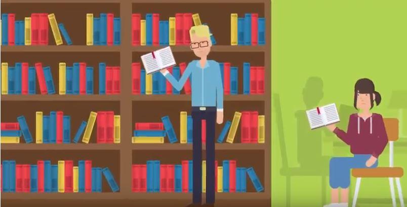 図書館 図書室