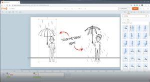保護中: ホワイトボードアニメーション作成 オンライン講座(マニュアル付)
